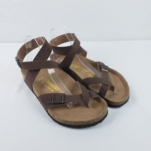 Birkenstock Unisex Yara Sandals Ankle Toe New B